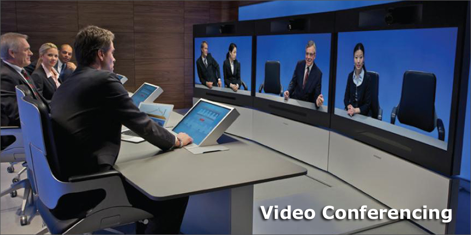 Video Conferencing - Crestron Programmer and AMX Programmer